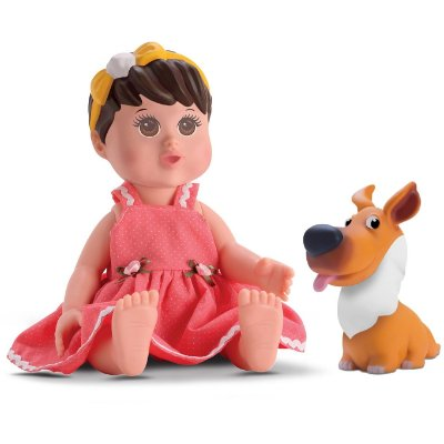 BONECA IT'S BABY PET VETERINÁRIA - BEE TOYS