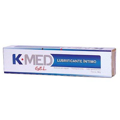 Lubrificante K-med Gel Lubrificante Íntimo 50g Cimed