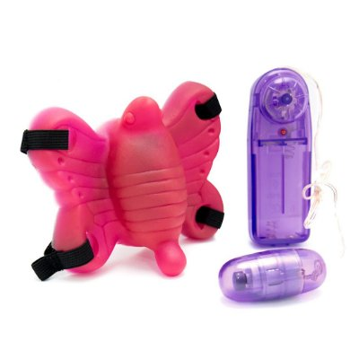 Vibrador Butterfly Borboleta E Estimular Clitoriano