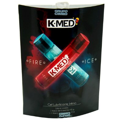 K-med Fire Ice Gel Lubrificante