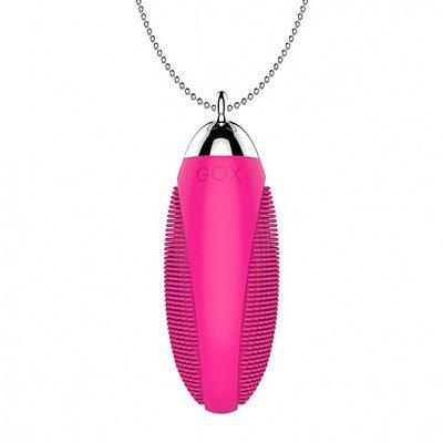 Cápsula Vibratória Igox Lillian - Bullet Com 20 Vibrações