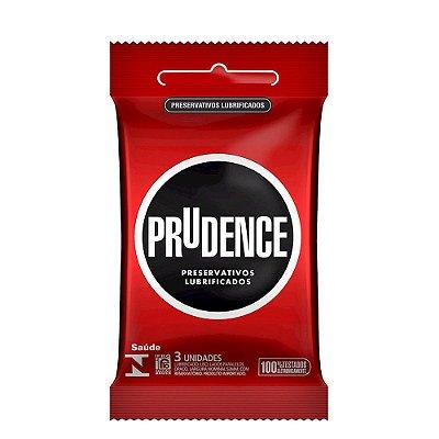 Preservativo Prudence Tradicional - 3 Unidades
