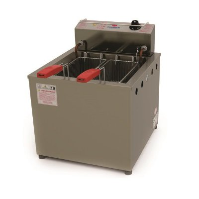Fritador Elétrico Água e Óleo 13 Litros PR-100 E Progás