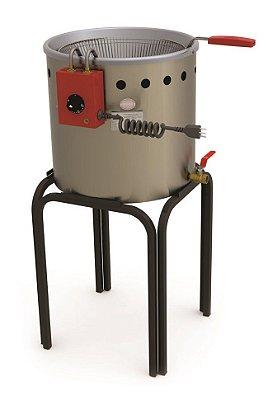 Fritador Elétrico Água e Óleo 12 Litros PR-90 E Progás