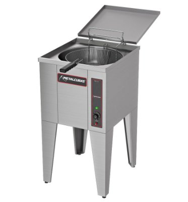Fritador Elétrico Água e Óleo 35 Litros FAO 1 C Metalcubas