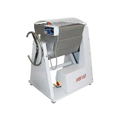 Amassadeira Semi Rápida Basculante 60 kg MBI 60 Gastromaq