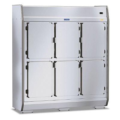 Câmara Refrigeradora 6 Portas MCI 180 Fortsul