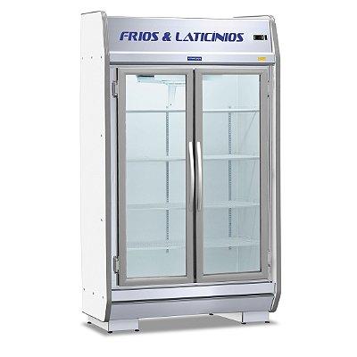 Expositor de Frios e Laticínios 2 Portas EAS 120 Fortsul