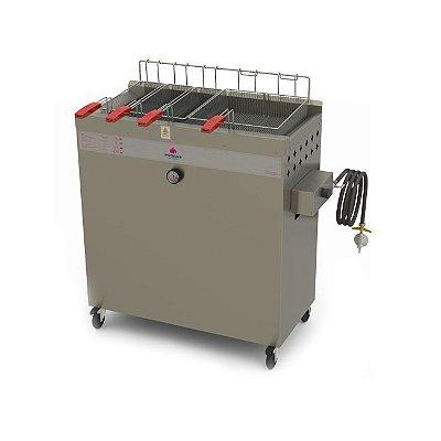 Fritador a Gás Água e Óleo 30 Litros PR-3000 BPG Progás