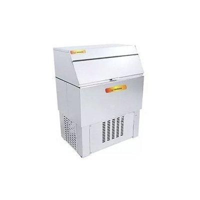 Máquina de Gelo Industrial 150 Kg MFG150 Venâncio