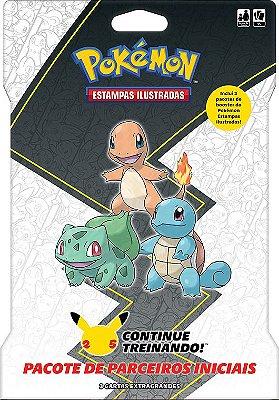 [PRÉ-VENDA] Blister Gigante Pokémon - Kanto