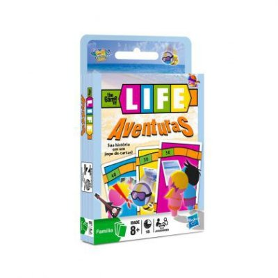 JOGO THE GAME OF LIFE - ESTRATÉGIA
