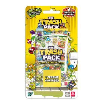 TRASH PACK BOOSTER + MINIATURA SPLASH DE PRIVADA