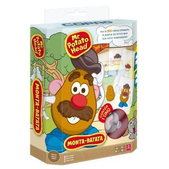 JOGO MR POTATO HEAD - MONTA BATATAS