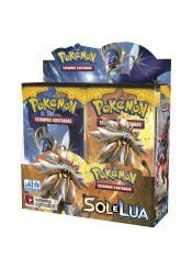 SOL E LUA - BOOSTER BOX