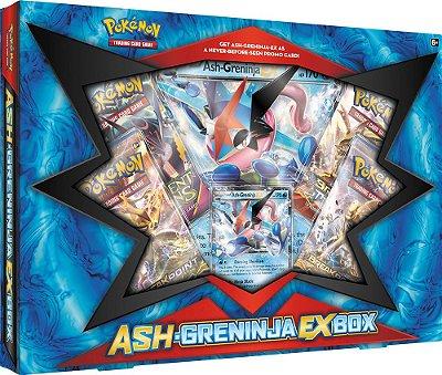 BOX - ASH GRENINJA