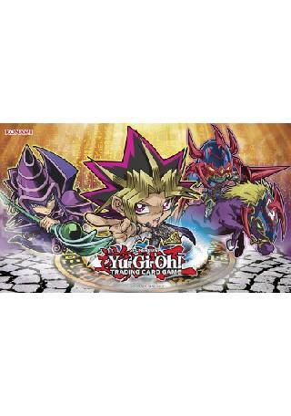 Yu-Gi-Oh! - Chibi Yugi (playmat)