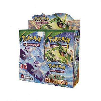 Pokémon - Box Display XY 6 Céus Estrondosos
