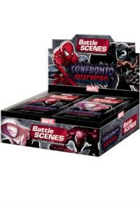 BOOSTER BOX BATTLE SCENES - CONFRONTO ARACNÍDEO