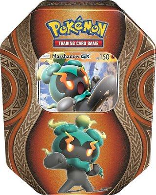 Pokémon Latas GX Marshadow - Poderes Misteriosos