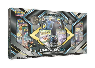 POKÉMON BOX - UMBREON GX
