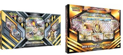 Pokémon - 1 Box Beedril + 1 Box Empoleon