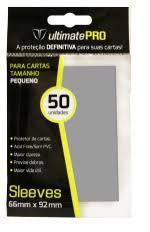 Protetor de Cartas - Ultimate-Pro Cinza