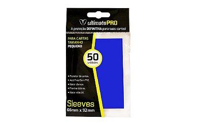 Protetor de Cartas - Ultimate-Pro Azul Escuro