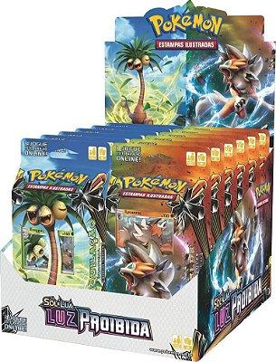 Pokémon - Deck Sol e Lua 6 - Luz Proibida
