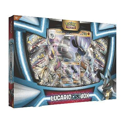 Pokémon - Box Lucario-GX
