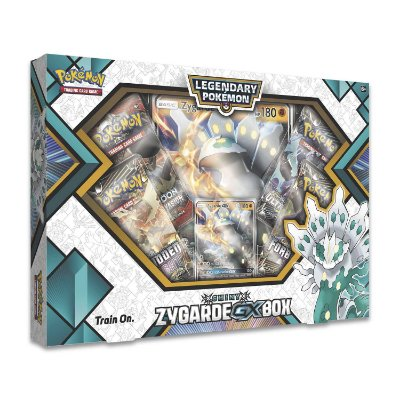 Pokémon - Box Zygarde-GX