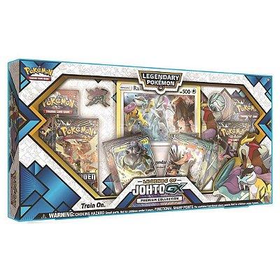 Pokémon - Box Lendas de Johto