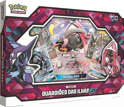 Pokémon - Box Guardiões das Ilhas