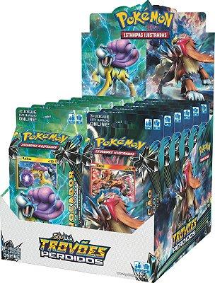 Pokémon - Deck Sol e Lua 8 - Trovões Perdidos