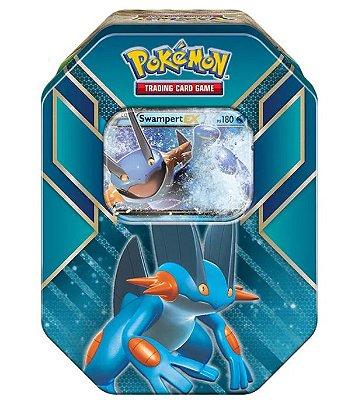 Pokémon - Lata Swampert EX