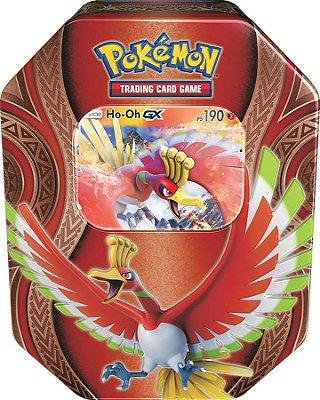 Pokémon Latas GX Ho-Oh - Poderes Misteriosos