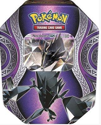 Pokémon Latas GX Necrozma - Poderes Misteriosos