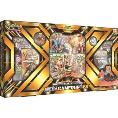 POKÉMON BOX MEGA - CAMERUPT