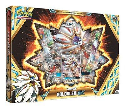 Box Solgaleo-GX