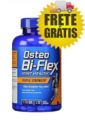 Osteo Bi-Flex Advanced Triple Strength 170caps - Frete Grátis.