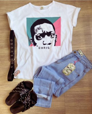 T-shirt MAX CHRIS