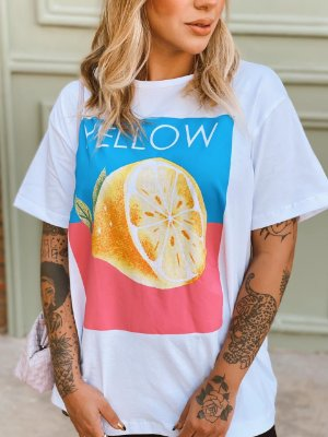T-shirt Max YELLOW
