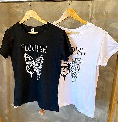 T-shirt FLOURISH