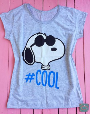 T-shirt SNOOP COOL
