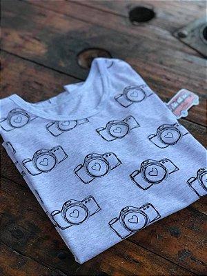 T-shirt CÂMERA