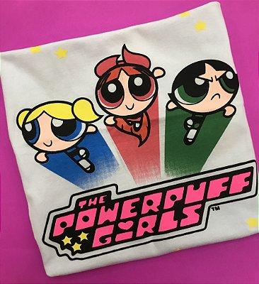 T-shirt marriezinha Meninas super poderosas