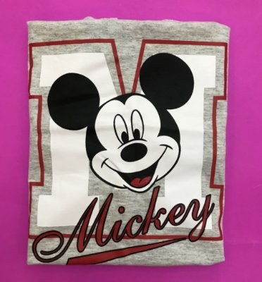 T-shirt Marriezinha Mickey college