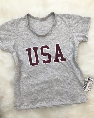 T-shirt marriezinha USA