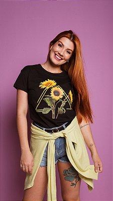 T-shirt Girassol