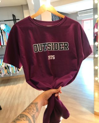 T-shirt Max Outsider